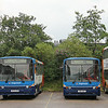 Stagecoach Highlands_Bluebird Hire 20932_20954 Fort William Depot 1 Jul 14