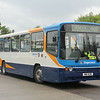 Stagecoach Highlands_Bluebird Hire 20954 Fort William Depot 2 Jul 14