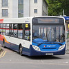 Stagecoach Highlands 27914 Nairn Bus Station May 14