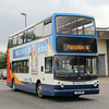 Stagecoach Highlands_Bluebird Hire 17301 Middle Road Fort William 4 Jul 14