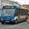 47443 [Stagecoach Devon] 110415 Barnstaple [jg]