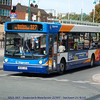 22395 [Stagecoach Manchester] 100921 Stockport [jg]