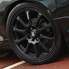 Sparco Drift selected, as it suits the look of our black on black style Fezza!