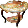 HAL-002 Half Round Table_2797885508_o