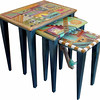 Sticks Nesting Tables at Smith Galleries END-013-Set(Go with Wind set)_3912931678_o