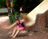 Jadyn and Travis' trip to the Cameron Park Zoo  7-1-2014