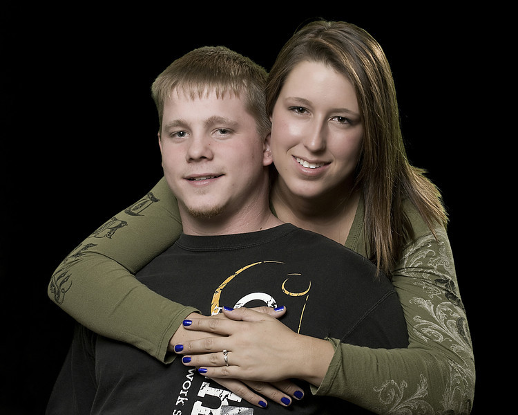 Otherwise Engaged<br /> <br /> My beautiful daughter and future son-in-law.<br /> <br /> Image # 60763_0027a