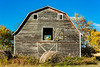 Old Weathered Barn