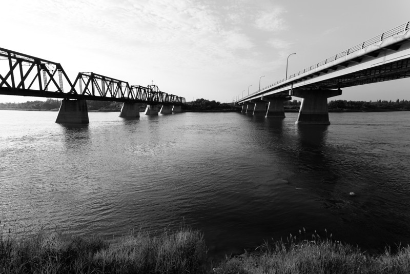 Bridges in Prince Albert