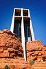 The Chapel of the Holy Cross, Sedona, Arizona