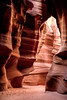 Antelope Canyon's Carved Walls