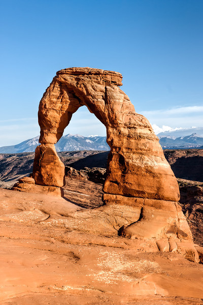 Delicate Arch at Arches National Park, Utah