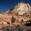 Zion National Park Scenery