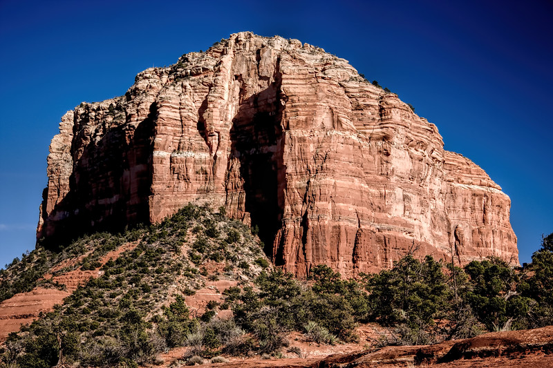 Courthouse Butte at Sedona
