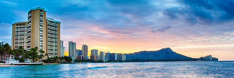 Honolulu Sunrise