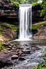 Minnehaha Falls located in Minneapolis Minnesota
