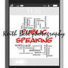 Public Speaking Word Cloud Concept of Touchscreen Phone with great terms such as gestures, speech, deck, scared and more.