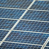 Close Up Solar Panels