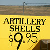 Cheap Artillery Shells
