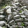 Unrestored Mayan Ruins