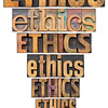 ethics exclamation point