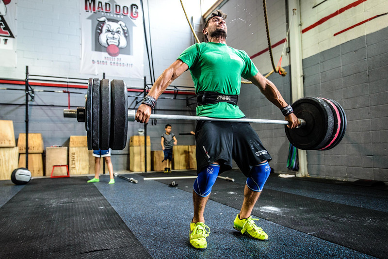 Ian Berger - O-Side CrossFit