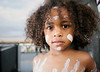 Two-year-old Indigenous Australian Dancer