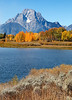 Mt. Moran - Grand Teton National Park