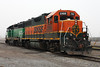 Burlington Northern & Sante Fe 2168 (EMD GP38AC) - Superior, WI