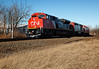 Canadian National 8918 (EMDI - SD70M-2) - Richfield, WI