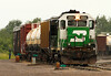 Burlington Northern 2964 (EMD GP39V) - Superior, WI