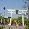 Nagaoka Tenmangu Shrine Gate