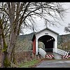 Currin Covered Bridge (built in 1925)
