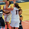 The Brookdale Community College womens basketball team beat Camden on Thursday, December 12, 2013. /Russ DeSantis Photography and Video, LLC