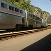 Amtrak<br /> Train Station<br /> Harper's Ferry, WV<br /> Sunday, 14 June, 2009