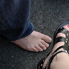 Feet<br /> Train Station<br /> Harper's Ferry, WV<br /> Sunday, 14 June, 2009