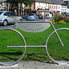 Westport cycle rack