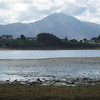 Croagh Patrick over Clew Bay