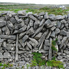 Traditional Aran Island fence