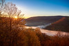 Ohiopyle: Baughman Rock Overlook - B