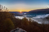 Ohiopyle: Baughman Rock Overlook - D