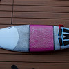 "K58 Retro-Rocket Model 5'10"" x 21"" Custom by James Mangano"