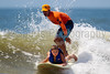 Surfing action photos taken between 11:30 and 12:00