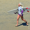 Tatiana Weston-Webb at US Open of Surfing.