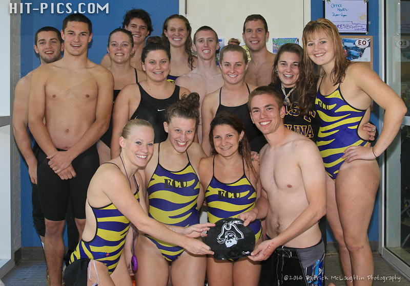 ECU CLUB SWIM AT ELON NOVEMBER 7