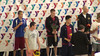 Men's 200m Medley Awards - 2012 YMCA LC National Championships