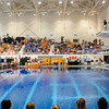 A general view of the diving pool at day four of the SEC Swimming and Diving Championships on Friday, February 21, 2014 in Athens, Ga. (Photo by Sean Taylor)