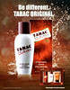 TABAC Original 2012 Belgium 'Be different - The man's fragrance'