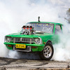BRADMcDONALD-TAMWORTH BURNOUTS131012 -1370