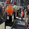 THE  BIG  EGG  HUNT   -  Easter  Sunday,  2014    -   Rockefeller Center,  NYC